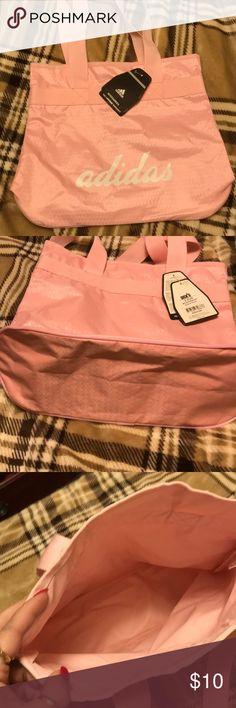 Adidas bag Pink Adidas bag. NWT. Really cute. adidas Bags Shoulder Bags