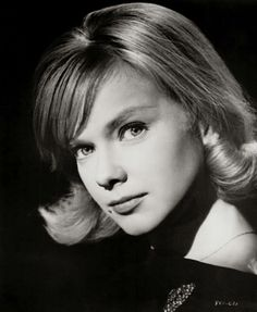 "Anne Francis, around the time of ""Brainstorm""..1965."