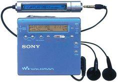Sony MiniDisc player - www.remix-numerisation.fr - Capture Transfert Numérisation Restauration Audio et Vidéo - Archivage audio durable