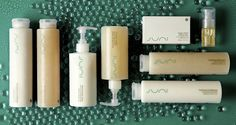 love the purity and the essential oils..no parabens, no artificial color/silicon, no petrochemicals, gluten free, eco-friendly, vegan approved...clean and safe