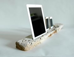 Driftwood Dock for a Combination of Devices No. 512 by DOCKSMITH