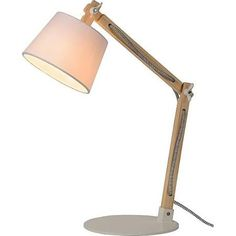 desk lamps with timber base - Google Search