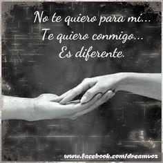 Querer...#frases amor