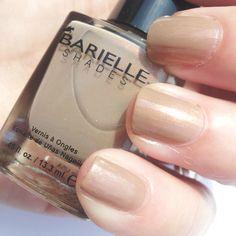 Barielle 'I Got A Headache Swatch' for #Fall2013 #Nails #fallfashion #beauty #nailpolish #fallnails @Brooke Martinez Cosmetics