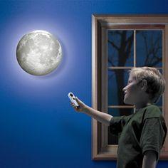 Moon in My Room® Night Light - Baby & Early Childhood - MetKids - The Met Store
