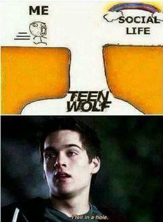 Teen Wolf, Dylan Sprayberry und Liam Afbeelding - Books/ Fandom Believe - Humor Teen Wolf Memes, Teen Wolf Quotes, Teen Wolf Funny, Teen Wolf Boys, Teen Wolf Dylan, Teen Wolf Stiles, Teen Wolf Cast, Dylan O'brien, Teen Wolf Stydia