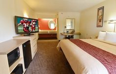 Cheap, Discount Pet Friendly Hotel in Orlando, Florida | Red Roof Inn