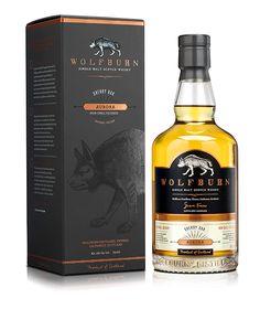 @wolfburn_whisky Wolfburn Distillery Launches Aurora Sherry Oak Expression