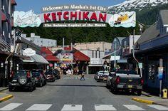 Ketchikan, Alaska love love love. I want to go back