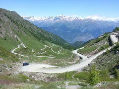 Colle delle Finestre,  Piemonte - Italy