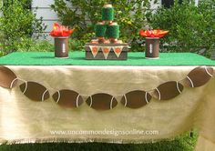 Tailgating Ideas... - Uncommon Designs...