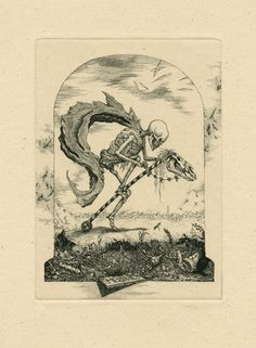 skeleton | The Darkest Art