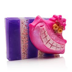 """""""We're All Mad Here"""" Bar Soap"""