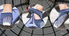Los zapatos de Japón se ven raros, pero le encantan a toda la red por varias razones.