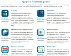 10 apps gratuite per la matematica nella scuola primaria