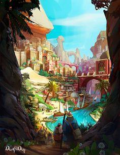The Art Of Animation, Tyler Edlin