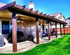 DIY Alumawood Patio Cover Kits, Shipped Nationwide | Solid Photo Gallery