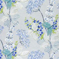 kimono blossom - delft fabric   Designers Guild