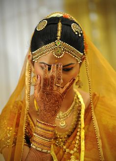 the perfect south indian bride