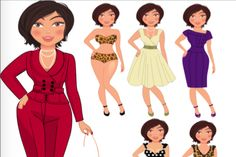 7 Style Tips To Rock Your Curvy Body