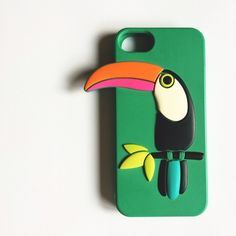 Kate Spade iPhone 5 / 5s / SE case Gently used iPhone case. I'm upgrading to a new iPhone and that is the only reason I'm selling this. I always got compliments when wearing it. The beak helps a lot when holding it! kate spade Accessories Phone Cases