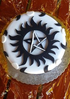 Cool Supernatural Cake Ideas