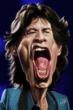 Mick Jagger Rollingstones