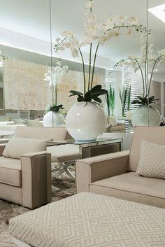 Salas de estar: sugestões para quem tem muito ou pouco espaço - BOL Fotos - BOL Fotos