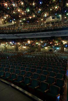 elgin theatre wintergarden <3