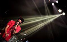 Emicida se apresenta no Popload Festival 2015