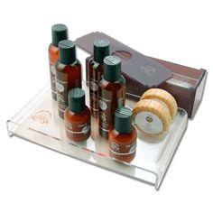 Una Linea personalizzata in esclusiva con Aromaterapia all'Olio di Argan per Hotel Palazzo Murat di Positano.