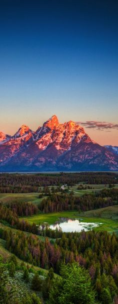 Grand Teton National Park, Wyoming, USA http://www.top-sales-results.com/