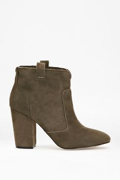 Livvy Suede Ankle Boots - French Connection