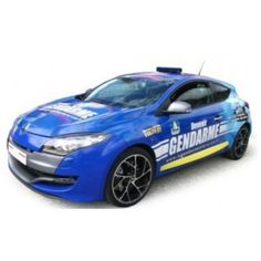 Norev - New Site Listing Now Available To Order!! Renault Megane RS Tdf11 - Gendarmerie