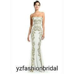 I just discovered this while shopping on Poshmark: Used Watters Brair Ro?se Wedding Gown? Visit www.yBoutique. Check it out!  Size: OS