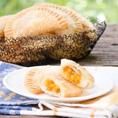 Southern Fried Apricot Hand Pies are a fruity sweet dessert to make for picnics and to pack in lunches. No utensils required to enjoy these little pies.