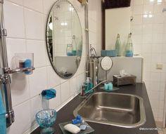 Motoristin Mutsi at home and garden: My turquoise bathroom