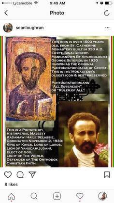 Haile Selassie Quotes, Rastafari Art, Rastafarian Culture, Rasta Art, Black King And Queen, Images Of Christ, African Royalty, Bible Qoutes, Lion Of Judah