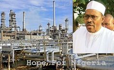 who built Nigerian refineries