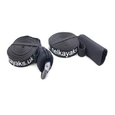 heavy duty kayak straps with neoprene buckle cover to protect your car, from channelkayaks.uk
