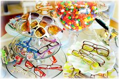 """Eye Candy"" good idea for kids sunglasses in window?"