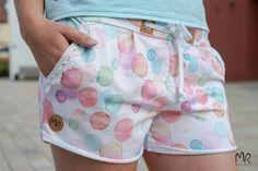 Chino Shorts von Feefee