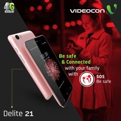 Videocon Delite 21, where our technology is built for your safety. Know more - http://www.videoconmobiles.com/delite21-v50mb