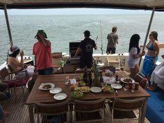 Ofrecemos servicios adicionales gastronómicos, que harán de su salida algo único!! Info o reservas: (+598) 91 487 088 www.nauticalevents.com.uy/contact/