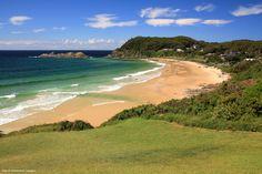 Boat Beach, Myall Lakes National Park, Seal Rocks, Great Lakes, New South Wales, Australia ✯ ωнιмѕу ѕαη∂у