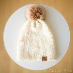 Savante Double Brim Beanie by Debrosse