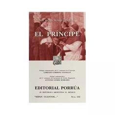 Libro El Principe - $ 49.00