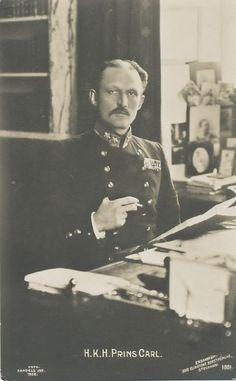 Prince Carl of Sweden and Norway, Duke of Västergötland