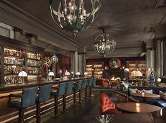Rosewood London Scarfes Bar || Image courtesy of Rosewood London