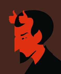 Aad Goudappel, illustrator - Like my Sh!t!